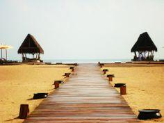 in paradise  Malu Malu Resort #PropertyLanka