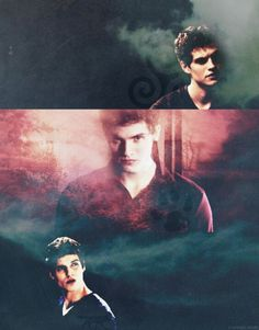 Isaac teen wolf!
