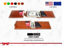 Gern Haben - The Super Wallet by Artitude Initiative — Kickstarter