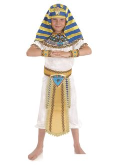 Egyptian Boy childrens dress up costume by Fun Shack