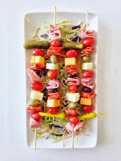 Delicious and healthy idea!