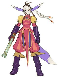 Your Favourite Female Character Designs in Gaming? - Page 6 - NeoGAF