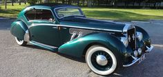 1938 Delage D-8 120 Aerosport for Sale for $3.4 Million