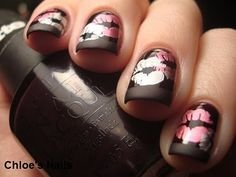 Great Valentine's Day idea... Except with different colors... Tutorial on how to do this by clicking the link