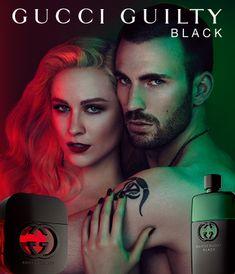 Parfums Gucci - Guilty Black Homme et Femme 2013