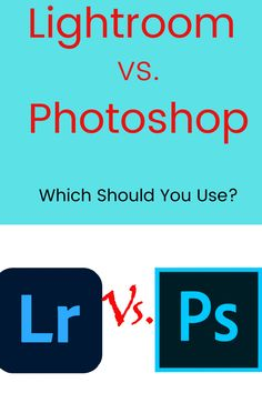 Lightroom and Photoshop both play an integral role in photo editing. Discover which one you should use! #photoediting, #lightroom, #photoshop, #adobe, #luminar4, #luminarai, #imageediting, #photoretouching Editing Photos, Image Editing, Photo Editing, Lightroom Vs Photoshop, Edit Your Photos, Photo Retouching, Adobe, Play, Photography