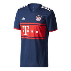 17/18 Adidas Bayern Munich Away Jersey