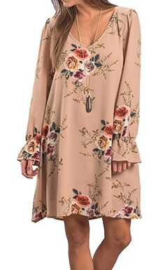 A loosey-goosey floral chiffon dress for people who prefer their clothes to feel like a silky, barely-there blanket.