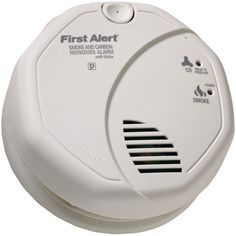 First Alert Battery-operated Combination Smoke And Carbon Monoxide Ala – USMART NY