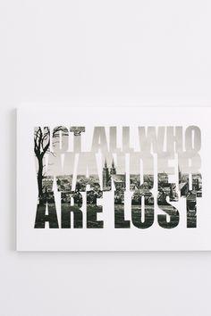 Words: Lost | fellowfellow