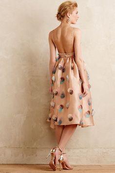 Vida Circlet Dress - anthropologie.com