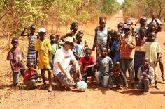Missão Guiné- Bissau 24 de abril a 5 de maio  Obrigado empower/lazy.