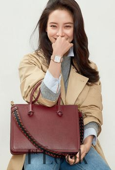 Our Gorgeous Song Ji Hyo For October 1st Look | Couch Kimchi