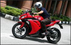 Dilempar Bondet Sama Begal, Motor Ninja Anak Kades Raib | Motor Ganteng