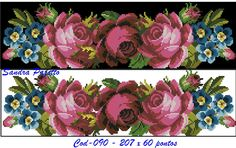 BT Best Roses, Embroidery Stitches, Needlepoint, Cross Stitch Patterns, Floral, Flowers, Painting, Zoom Zoom, Jewellery