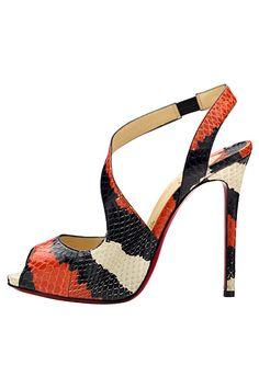 Christian Louboutin - Zapatos de mujer - 2014 Primavera-Verano