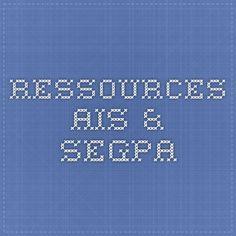 Ressources AIS & SEGPA