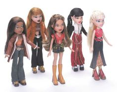 Was I the only kid into bratz?
