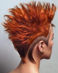 Read Head Short Spiky Haircuts 2015