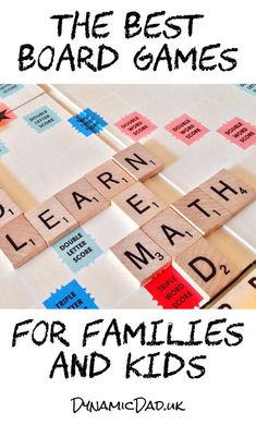 A great list of the best board games for education and family bonding - ideal for Christmas! Board Games For Kids, Family Board Games, Games For Teens, Icebreaker Activities, Activities For Adults, Family Activities, Bored Games, Youth Group Games, Playing Card Games