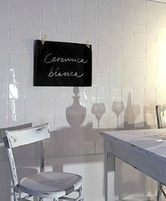 Ceramica Bianca Tiles from Italy