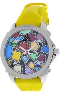 Jacob & Co. Five 5 Time Zone JC-M113DA Steel Diamond Watch