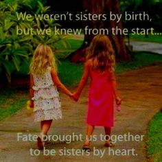 Mady, this picture reminds me of the one Mrs. Pederson sent to us at UPBC. Just the girls are a little bit older :)