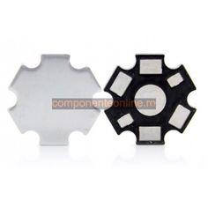 Radiator de racire pentru LED 3W-5W, 20mm - 147500