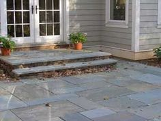 25 great stone patio ideas for your home | bluestone patio ... - Bluestone Patio Ideas