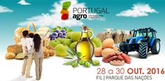 Amostras e Passatempos: Passatempo Portugal Agro 2016