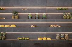 Cold Pressed Juicery-Shop Prinsengracht by Standard Studio, Amsterdam – The Netherlands » Retail Design Blog