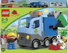 bol.com | LEGO Duplo Ville Vuilniswagen - 10519,LEGO | Speelgoed