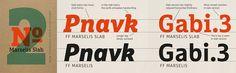 Für die neue Marselis-Slab-Version http://www.fontshop.com/fonts/downloads/fontfont/ff_marselis_slab_ot/ot_ps hat Maack nicht bloß Serifen »angeklebt«, sondern die Lettern von Grund auf umkonstruiert. Die Zeichenbreite ist in Sans- und Slab-Variante identisch. Die Marselis-Superfamilie eignet sich besonders für Branding und Corporate Design.