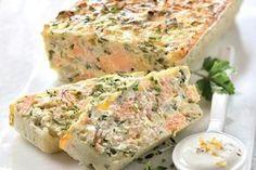 Terrine truite saumon - Recette facile