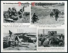 orig. WWII Press Photo - Battle south of Kharkiv / Ukraine - Date of publication: May 28, 1942