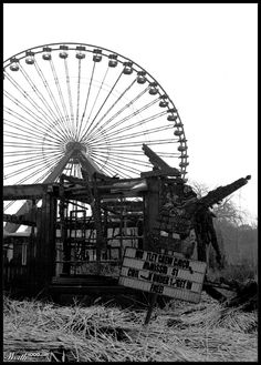 abandoned circus - Google Search