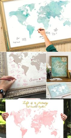 Love is a journey. A travel themed wedding is a fabulous way to let your journey begin! We've got so many fun, unique and downright adorable travel themed wedding ideas to inspire you for you… The Wedding Planner, Wedding Destination, Wedding Blog, Wedding Events, Wedding Gifts, Wedding Planning, Dream Wedding, Wedding Day, Wedding Beach