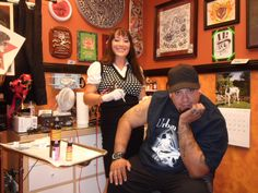 2012 AZ Tattoo Expo starts on Friday and Big Gus designed the collectors tshirt and I am getting ready to tattoo him...ask if you need to!