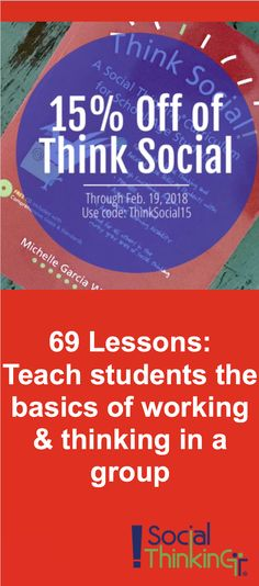 The elementary edition of our popular should i or shouldnt flash sale for think social only available through social media a social thinking curriculum for school age students think social sequences through eight fandeluxe Choice Image
