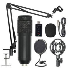 Karaoke, Usb, Kit Studio, Studio Ideas, Studio Setup, Recording Studio Equipment, Audio Equipment, Mixer Dj, Small Gardens
