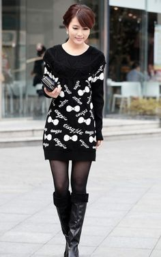 Item No:K-LD162  Yarn types: Cashmere  Waist:90cm  Hip:100cm  Bust:90-98cm  Length:80cm  Across Shoulder:38cm  Sleeve Length:56cm  ¥3300