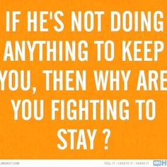 If He's Not Doing Anything