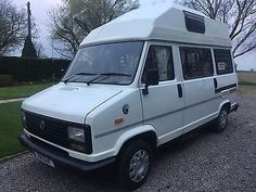 eBay: 1988 Talbot Express Camelot Camper Van Mot Feb 2018