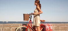 Super cute -- VELORBIS Dannebrog Klassisk Bestemor Cykel