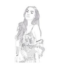 Instagram alexaspizza We Heart It ❤ liked on Polyvore featuring fillers, art, drawing and outline