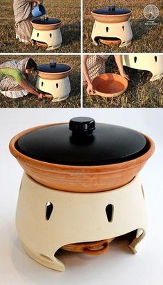 Eliodomestico Solar Water Distiller - salt water into fresh drinking water
