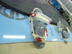 SUBTLE スノーボード BURTON バインディング バッグ 149cm T-25_画像1