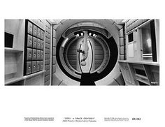 The Celluloid Highway: Lobby Card Collection - 2001: A Space Odyssey (1968)