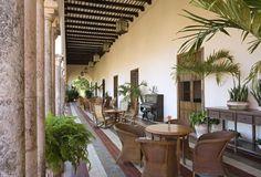 Hacienda Temozon #hotel in #Yucatán, #Mexico