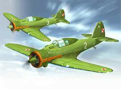 pzl p 50 fighter